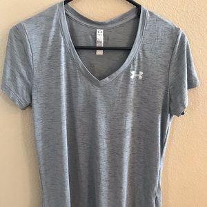 Under Armour Heat Gear Tee Size Small